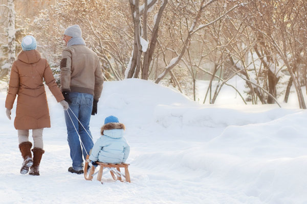 This Winter Check Off Your Bucket List - Outdoor and Indoor Fun for Family and Friends
