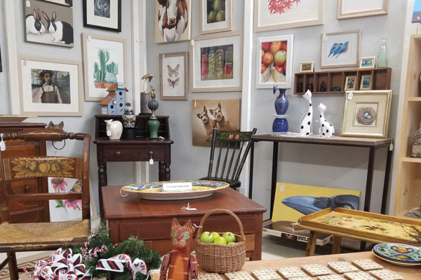 Kinnaman's Furniture Transforms into Your Home Marketplace
