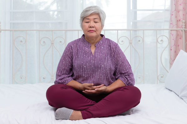 Taking Time Out for Meditation