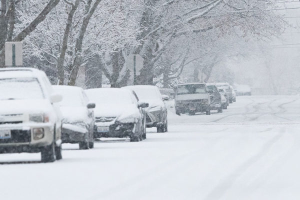 Five Tips for Staying Safe in Snowy Weather