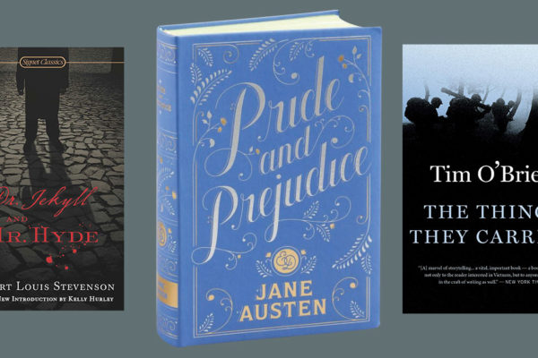 Writers Who Read: High School Reads that Are Still Loved