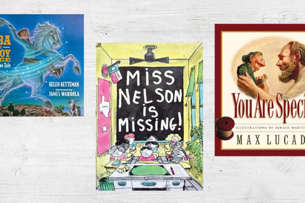 Writers Who Read: Picture Books