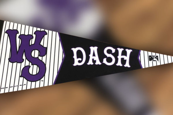 Winston-Salem Dash: New Logo, Same Great Family Fun!