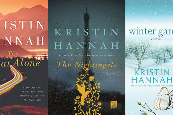 Writers Who Read: Kristin Hannah Novels