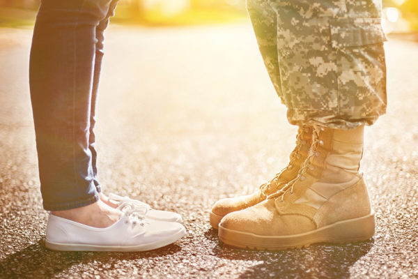 The Woman Behind the Uniform: The Military Wife