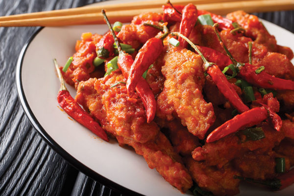 Spicy Food Lovers: Spicy, Spicier and Spiciest