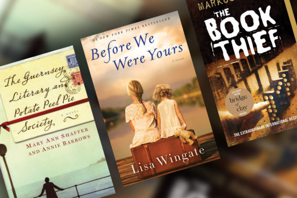 Writers Who Read: Calling All Historical Fiction Fans
