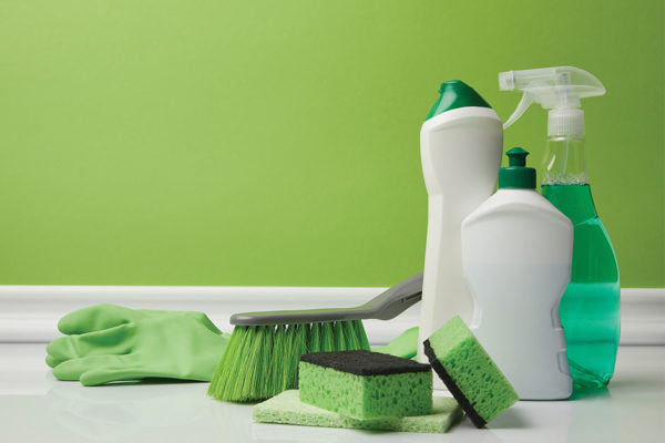 DIY Natural Cleaning Solutions to Use Around the House