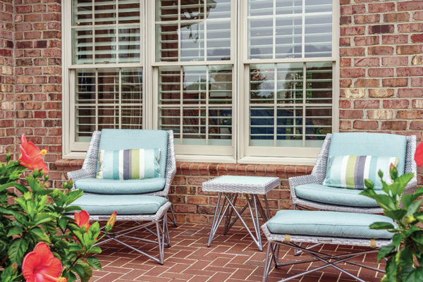 Summer Comfortable Outdoor Furniture