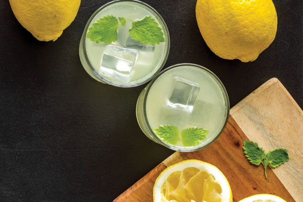 Oh-So Refreshing Lemonades