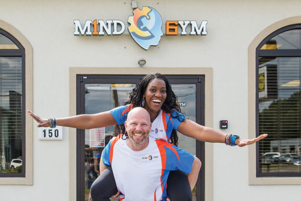 M1ND 6YM Helps You Get Your Mind Fit