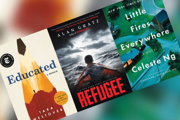 Writers Who Read: The New York Times Best Sellers