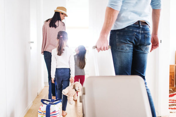 While You're Away: 10 Things to do Before Your House Sitter Arrives