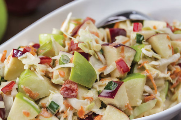Got Slaw? Traditional Southern Coleslaw + Other Takes and Twists