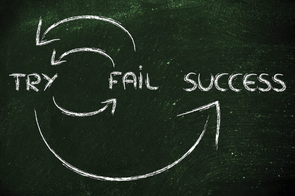 6 Reasons Why Failure May Just Be the Key to Success