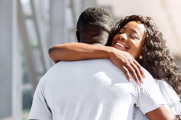What's in a Hug?  The Physical and Emotional Benefits of a Hug