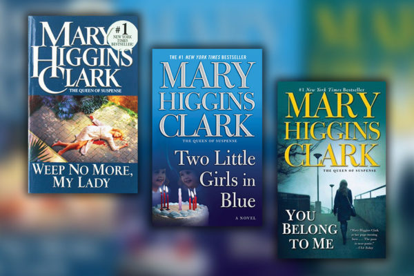 Writers Who Read: The Mysteries of Mary Higgins Clark