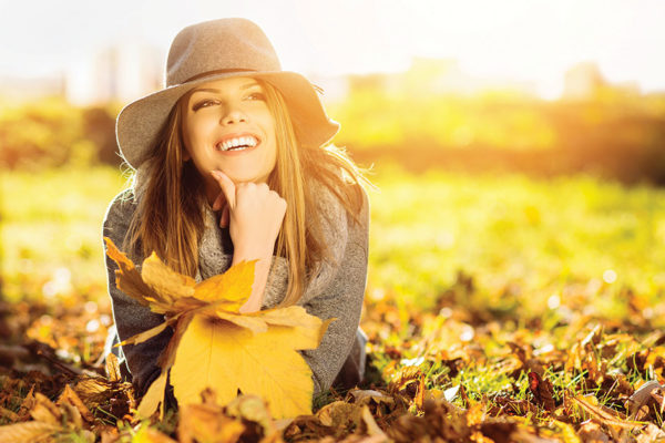 Fall's Here! Make a Joyful Transition