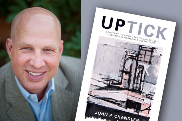 Q&A with Local Author John Chandler