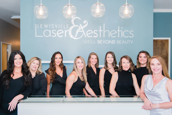 A Grand Event at Lewisville Laser