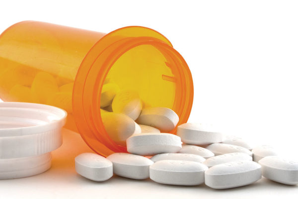 Surrendering to Prescription Medication & the Decision to Stop