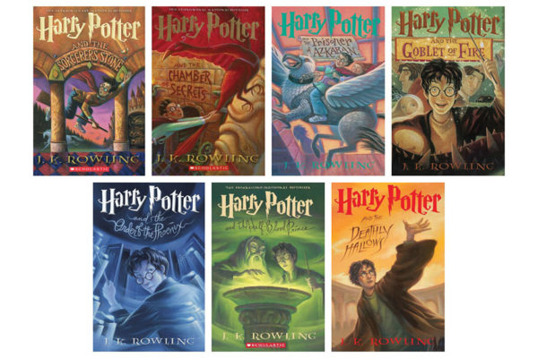 Writers Who Read: 7 Lessons Harry Potter Taught Us