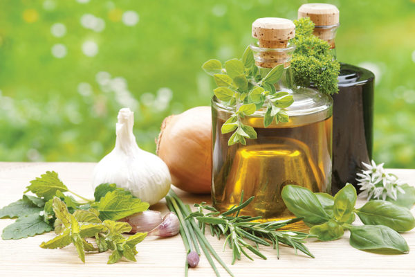 Secrets of Making Herb Vinegar