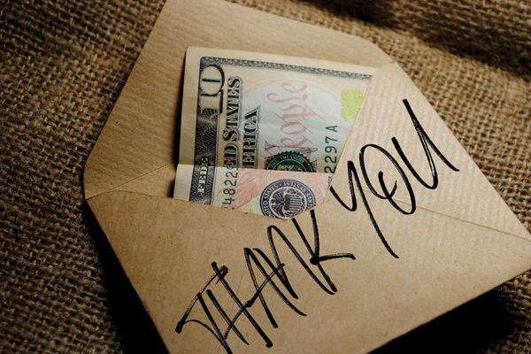 Holiday Gratuity Guide