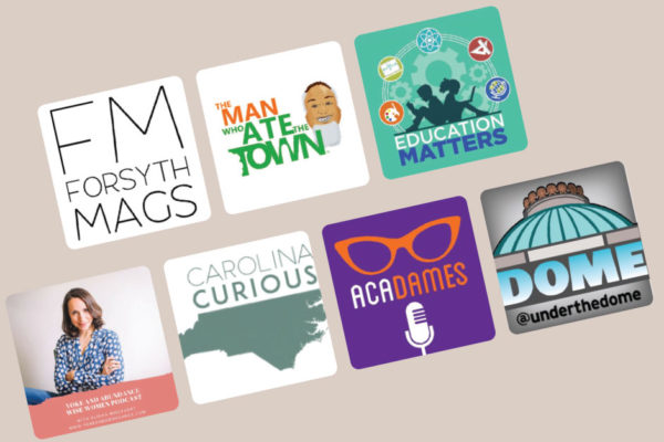 Local Podcasts We Love