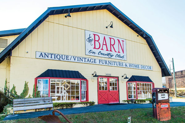 Treasures for Every Soul at The Barn on Country Club
