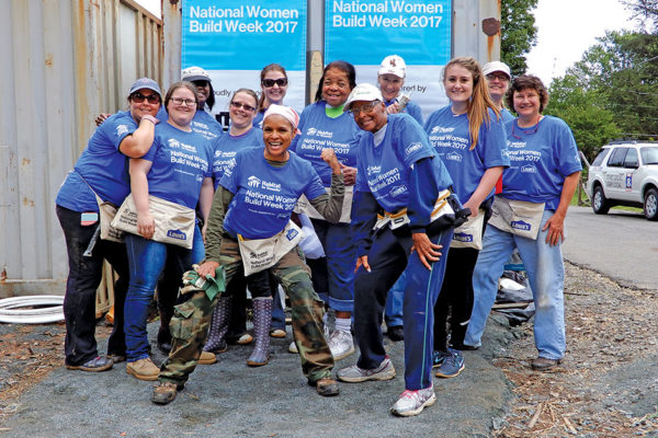 Habitat for Humanity: Empowering and Engaging Women Through Building