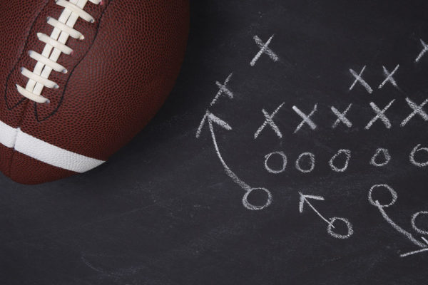 Your Financial Quarterback: BY BRANDON JAMES