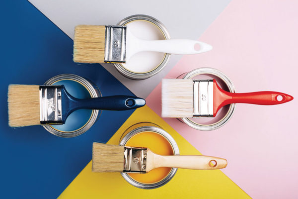 Paint the wall already!  How to Push Past Decision Fatigue and Finally Decorate Your Space