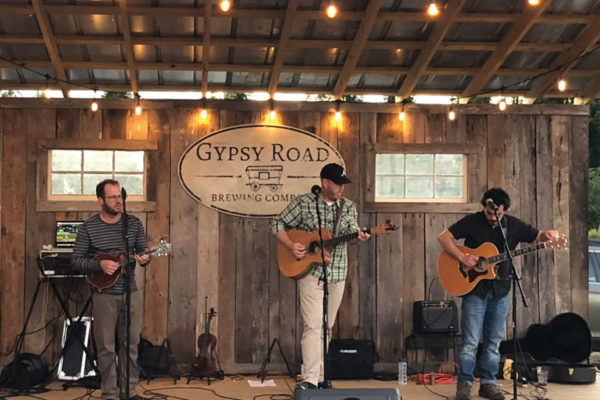 Drink Local with John and Tammy Coulter at Gypsy Road Brewing Company