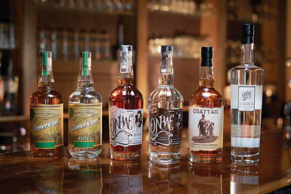 Drink Local with Zeb and Matt Williams at Old Nick Williams Farm & Distillery