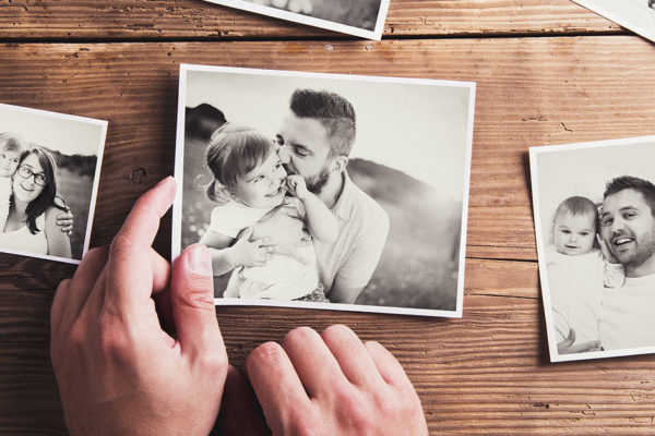 How to Find Healing on Father's Day