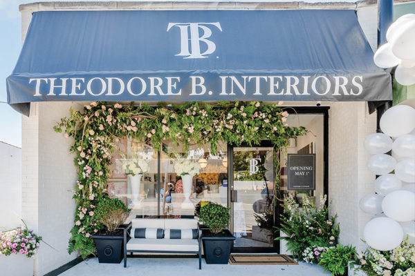 Support Local and Brighten Up Your Home this Summer with Theodore B. Interiors