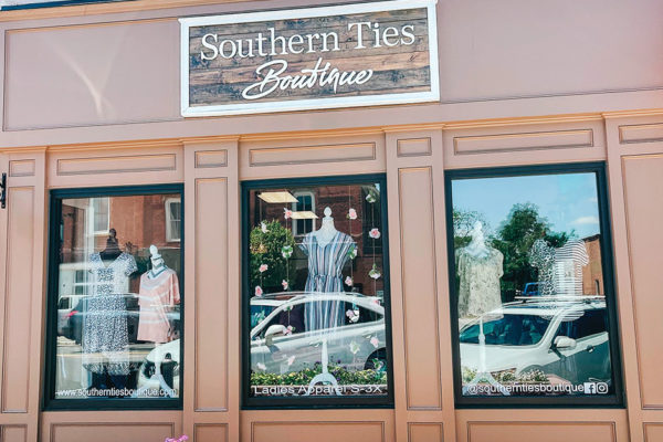 """Southern Ties Boutique: """"She is Clothed with Strength and Dignity."""""""