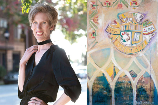 The ART Beat of Forsyth Woman