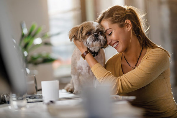 Conversation with Your BFF:  'My Date Hates My Dog…What Should I Do?'