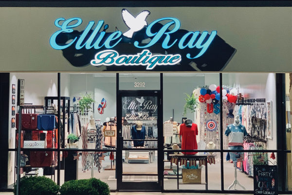 Show Off Your Patriotic Side this July: Shop Local at Ellie Ray Boutique