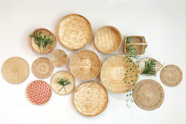 Redesigns by Ava: A-Tisket A-Tasket……what fun to decorate with baskets!