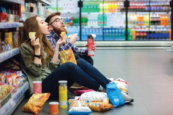 The Five Types of People You Meet at a Grocery Store