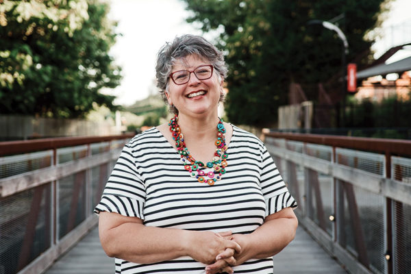 The ART Beat of Forsyth Woman: Holly Linville Evans | Artist