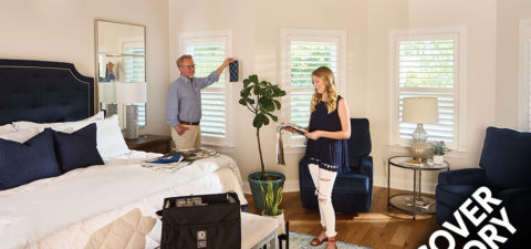 Budget Blinds of North Winston-Salem & Mt Airy:  Our Warranty is the Difference
