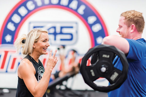 Find the Right Fitness Program for You at Winston-Salem's F45 Training