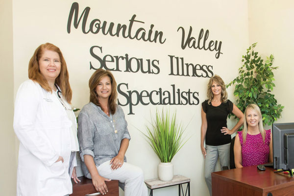 Mountain Valley Hospice And Palliative Care: Care For Them, Comfort For You
