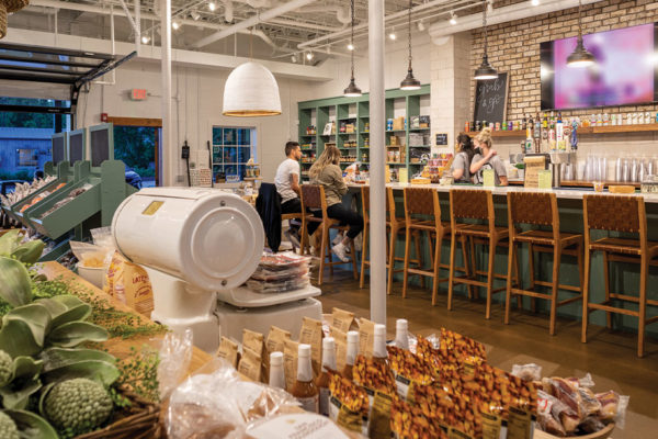 Poppyseed Provisions:  A Fabulous Opportunity to Grab & Go or Sit & Sip in the West End
