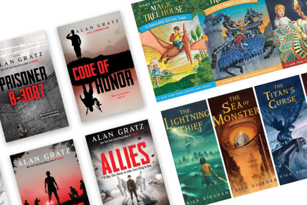 Writers Who Read: Authors to Help Get Kids Engaged in Reading