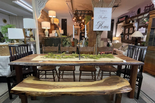 Collectibles and Decor for Him and Her: Shop at The Barn on Country Club